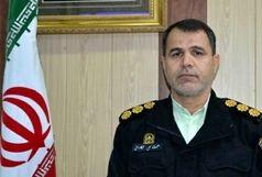 سارق حرفهای وسایل داخل خودرو در خرمشهر دستگیر شد