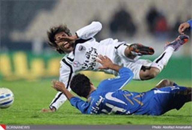 نامه نگاری از ایران به فیفا برای تعلیق فوتبال
