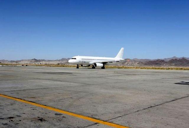 فرود اضطراری هواپیمای چابهار- مشهد در فرودگاه زاهدان
