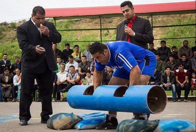 سیرجان میزبان مسابقات مردان آهنین سال 1400 شد