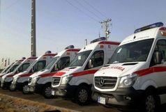 نجات جان دو شهروند با حضور به موقع تکنسین های اورژانس آبادان