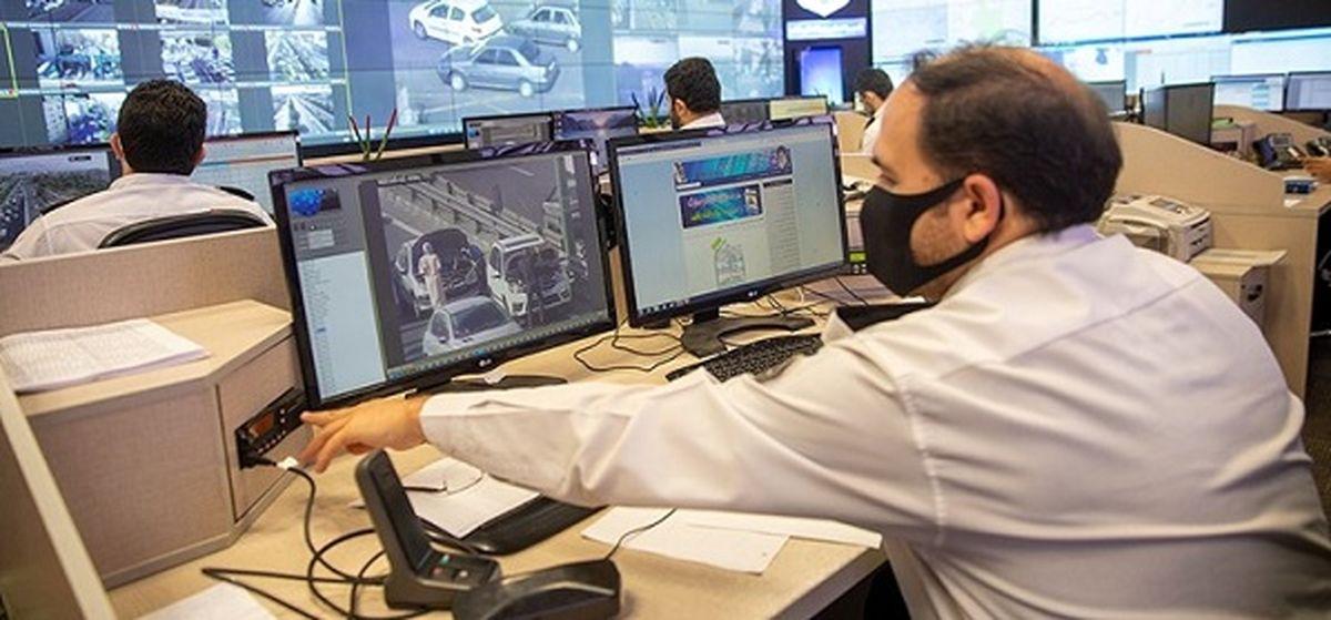 جزئیات سامانه جدید اعمال قانون پلیس «ثبت تخلف رانندگان+ عکس»