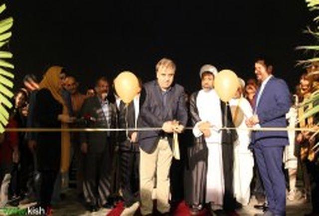 افتتاح پروژه بزرگ برج های طلایی کیش