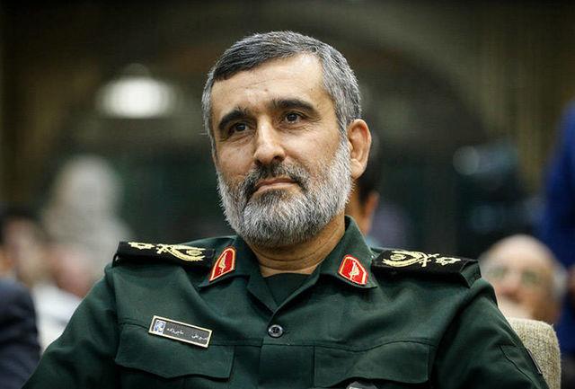 فرمانده نیروی هوافضای سپاه به سرلشکر موسوی تسلیت گفت