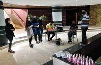 آغاز اردوی تیم ملی هاکی بانوان ایران با رعایت پروتکلهای بهداشتی