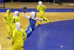 دعوت دوبانوی لرستانی به تیم ملی هندبال نوجوانان