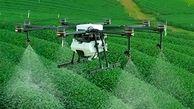 بررسی کارایی پهپاد در گیاهپزشکی و تعیین عوامل خسارتزای کشاورزی