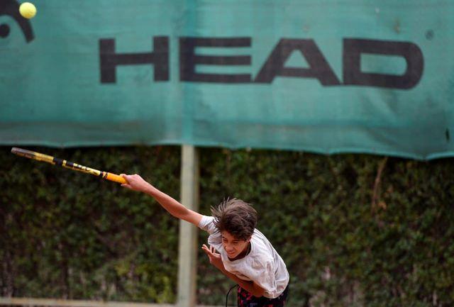 ادامه تور جهانی تنیس زیر ۱۸ سال ارومیه / مسابقات دو نفره به فینال رسید