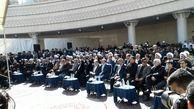 برگزاری مراسم احیای 740 درخت خیابان ولیعصر
