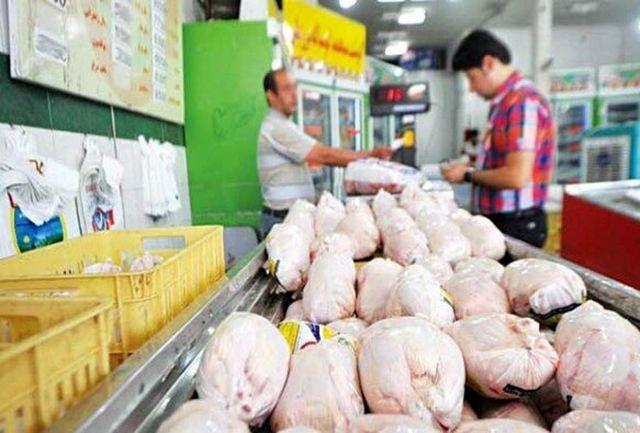 قیمت مرغ در استان همدان 24 هزار و 900 تومان است/کمبود مرغ نداریم