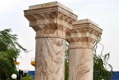 ساخته شدن 604 ستون حرم علوی در استان مرکزی