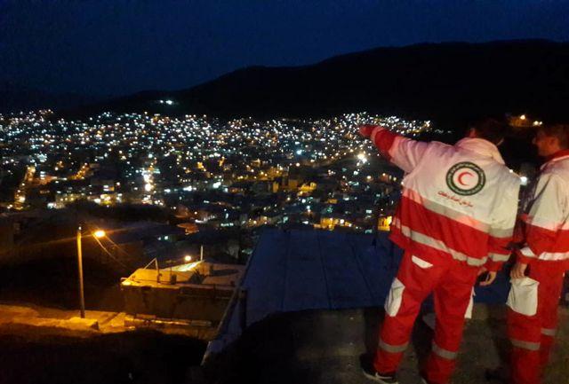آخرین اخبار از زلزله تربت حیدریه