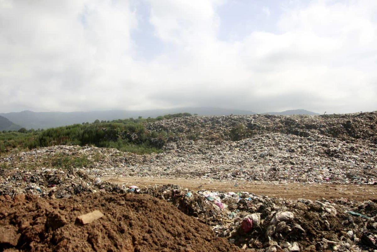 دفن زبالهها در کرج وضعیتی آشفته و نابسامان دارد