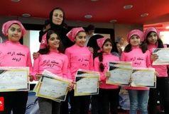 نایب قهرمانی تیم منتخب شنا دختران اروند در رقابت های کشوری