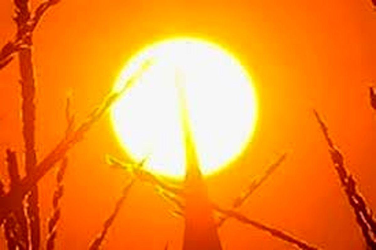 افزایش دمای احساسی هوا در استان
