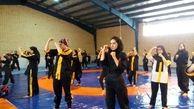 برگزاری مسابقات کونگ فو بانوان لرستان انتخابی مسابقات کشوری