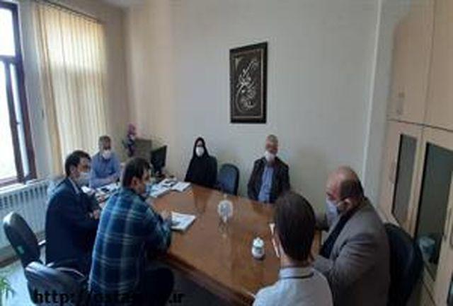 آغاز ارزیابی جشنواره تولیدات کرونایی روابط عمومی های استان اردبیل