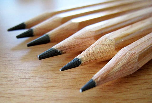 اولین مداد ساخته شده در جهان/ ببینید