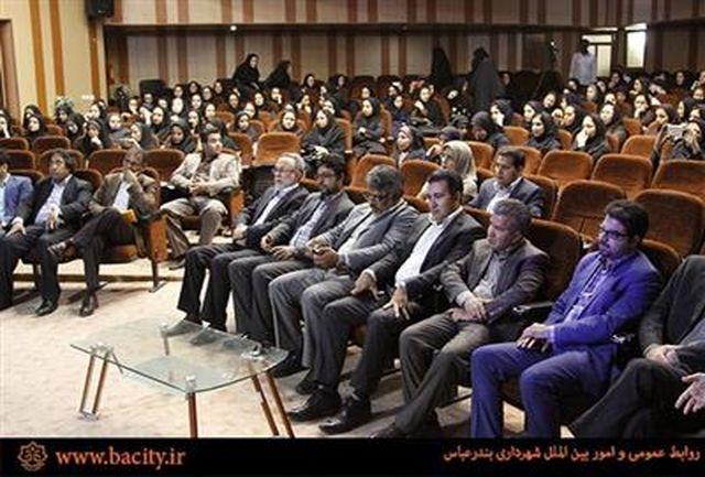 جشن روز زن در شهرداری بندرعباس برگزار شد