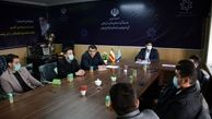 برگزاری جلسه هیئت رئیسه کمیسیون تخصصی ورزش با هیئتهای ورزشی آذربایجانغربی برای آغاز همکاری