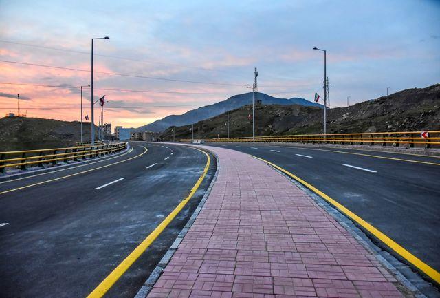 تقاطع قره ضیا الدین ساماندهی می شود