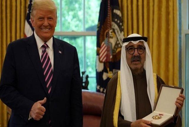 تحت فشار گذاشتن کویت بعد از فوت امیر توسط اسرائیل