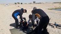 مرگ دو جوان در آبگیر جمال آباد پاکدشت
