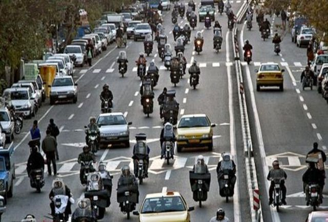 شرق تهران برای رانندگی ناامنتر از سایر مناطق است