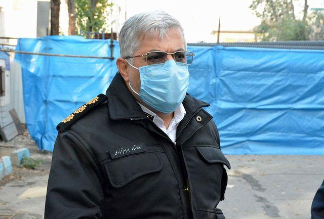 آمادگی پلیس برای اجرای محدودیتهای روز طبیعت+ فیلم