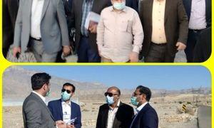 آغاز عملیات اجرایی گازرسانی شهرک صنعتی و گلخانه های کشاورزی حاجی آباد