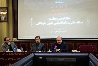 هفتادمین جلسه ستاد ملی امور جوانان