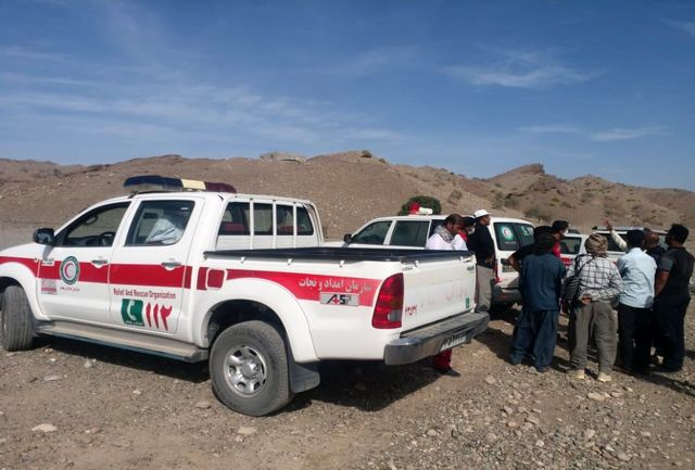 پوشش 42 عملیات امدادی و امدادرسانی به 102 حادثه دیده در هرمزگان