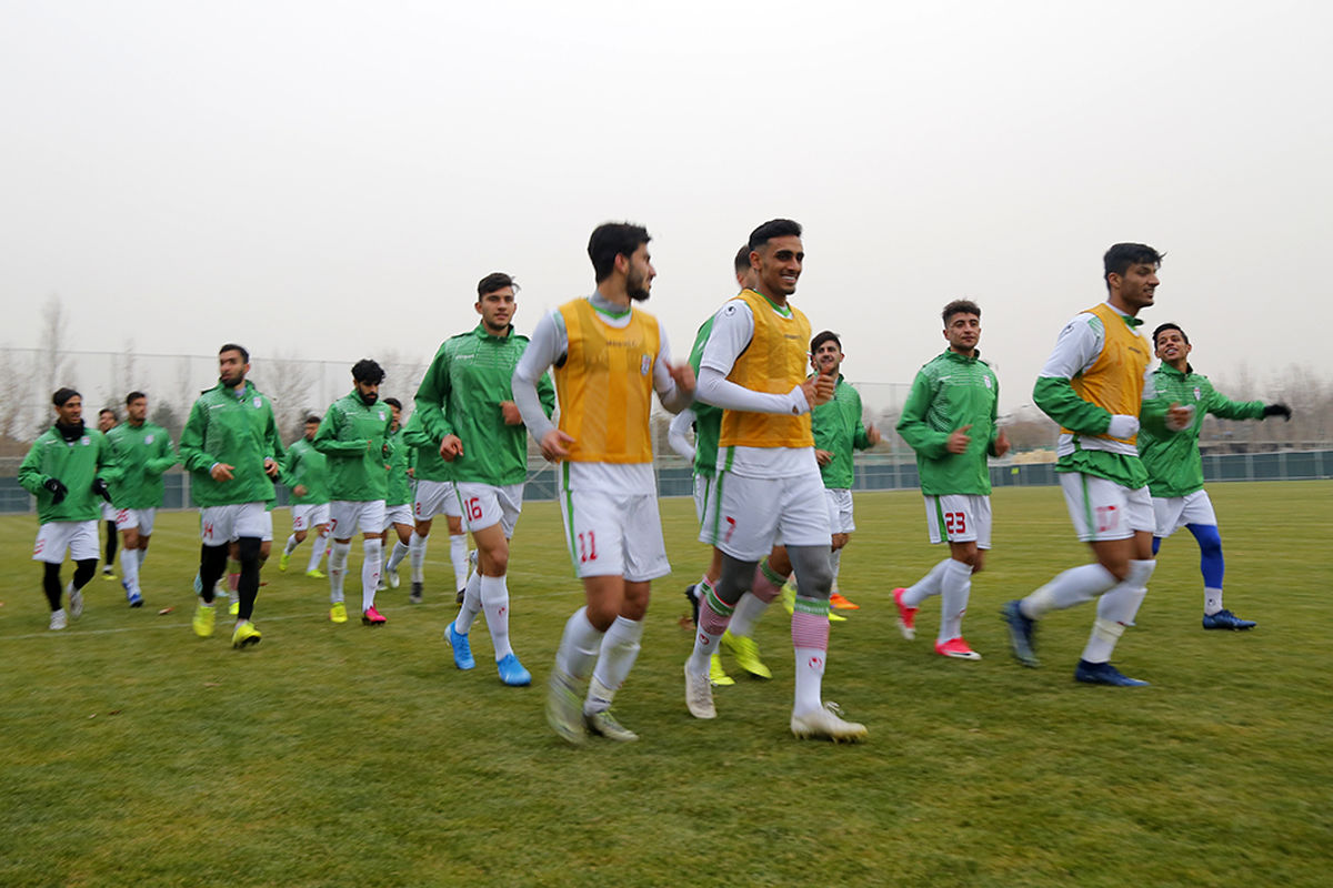 اسامی بازیکنان دعوت شده به تیم ملی امید اعلام شد