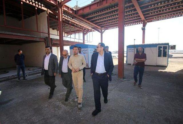 سازمان راهداری وحمل ونقل جاده ای کشور از توسعه شهرک حمل ونقل دربندرعباس حمایت می کند