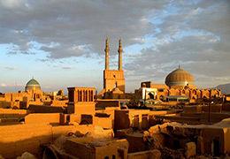 «یزد شهر رویاهای واقعی» کتاب شد