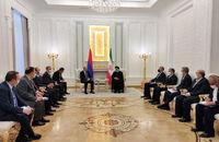 روابط ایران و ارمنستان همواره دوستانه و سازنده بوده است/ تشکیل کارگروه های تخصصی می تواند نقطه عطفی در گسترش و تقویت روابط اقتصادی تهران و ایروان باشد
