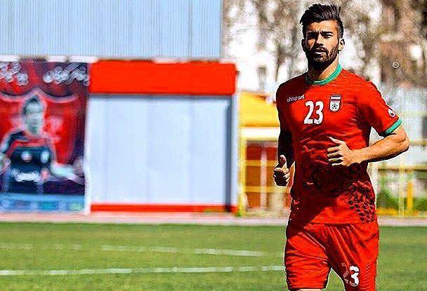پست جنجالی فوتبالیست پرحاشیه ایرانی درباره رونالدو+ عکس