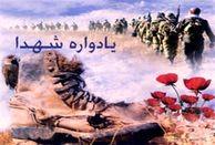 یادواره ۳۵ شهید روستای «سروتجین» برگزار شد