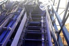 پله برقی پل عابر در بومهن به سرقت رفت