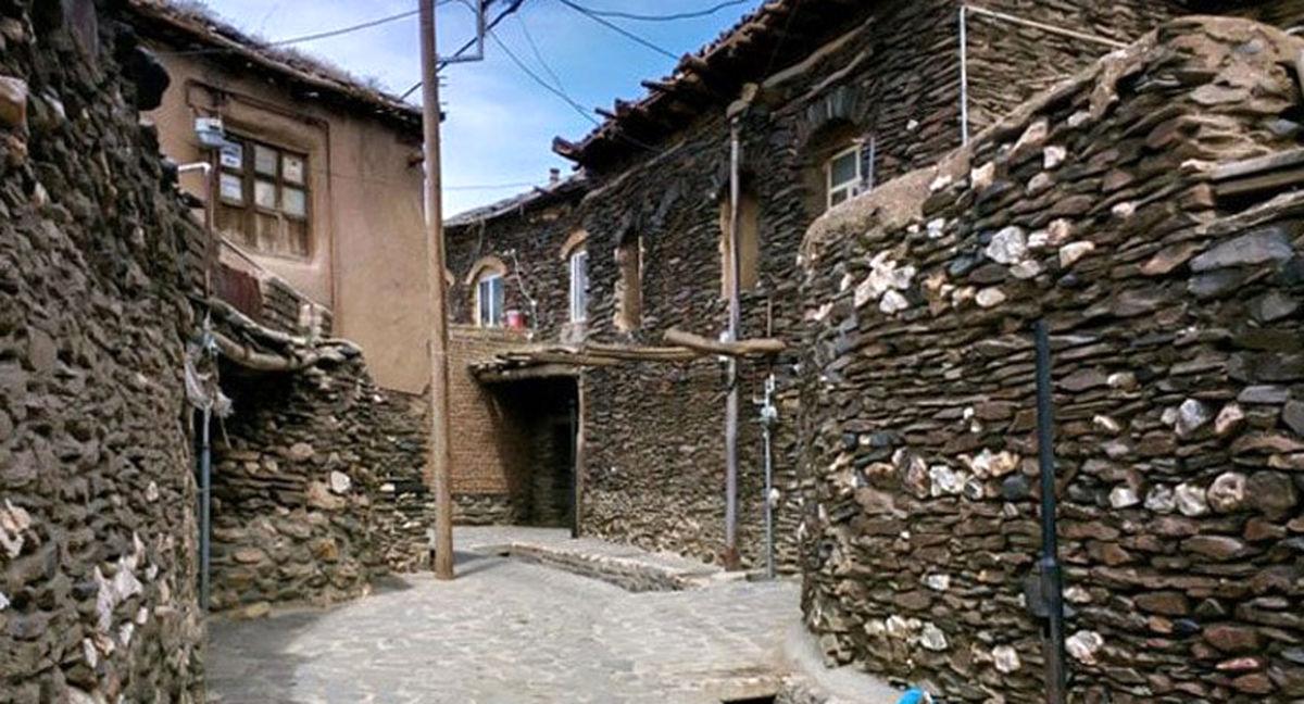 جشن تیرگان در روستای ورکانه استان همدان برگزار شد
