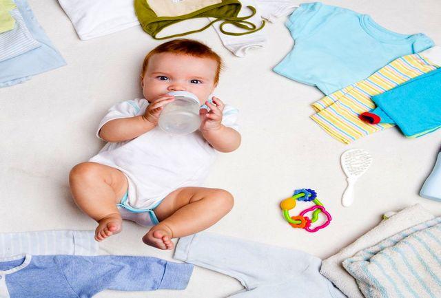 خرید آنلاین تک تک لوازم ضروری سیسمونی نوزاد
