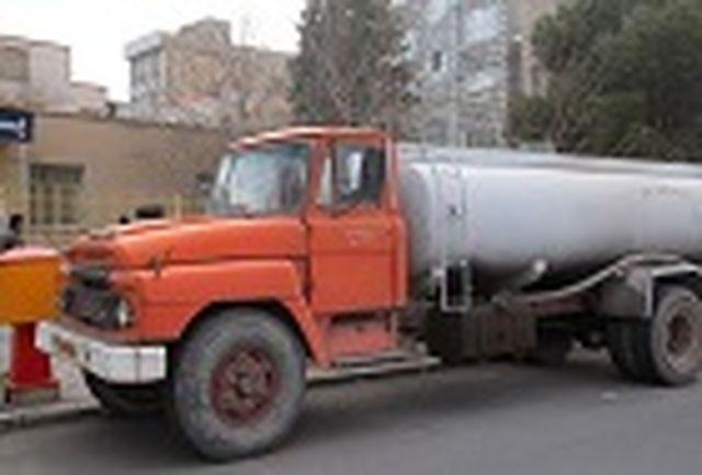 طرح محدودیت زمانی تردد خودروهای باری در سطح شهر تبریز تصویب شد