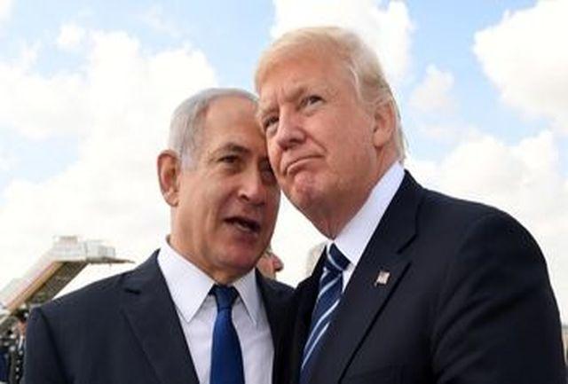 خشنودی نتانیاهو از آغاز دور دوم تحریم ها علیه ملت ایران