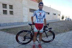 عنوان سومی بخش جوانان مسابقات دوچرخهسواری جام کاسپین، به رکابزن آذربایجانغربی رسید