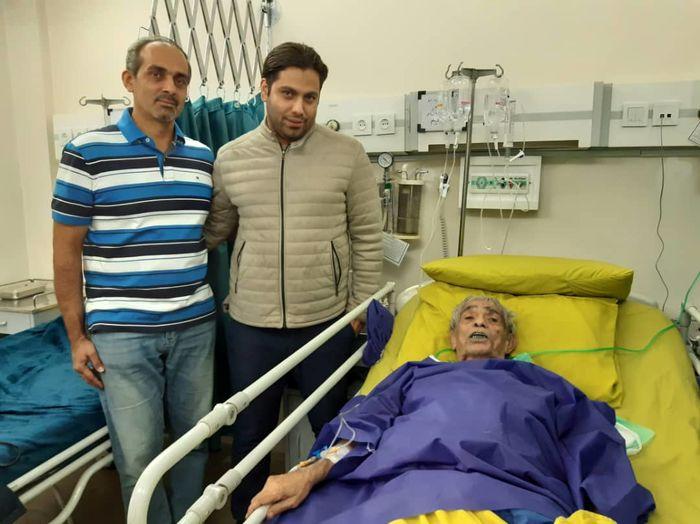 مدیرعامل صندوق حمایت از قهرمانان دستور پیگیری درمان عبداله خدابنده را صادر کرد