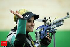 درخواست بانوی المپیکی ایران از وزیر ورزش و جوانان/ ببینید