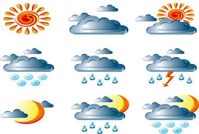 فعالیت سامانه بارشی در اکثر نقاط کشور