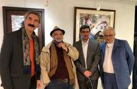 مراسم افتتاح وبینارى نقاشى سقاخانه برگزار شد
