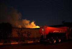 آتشسوزی در کارگاه فرآوری عسل