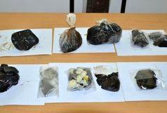 کشف بیش از 2 کیلو و 900 گرم مواد مخدر در لاهیجان